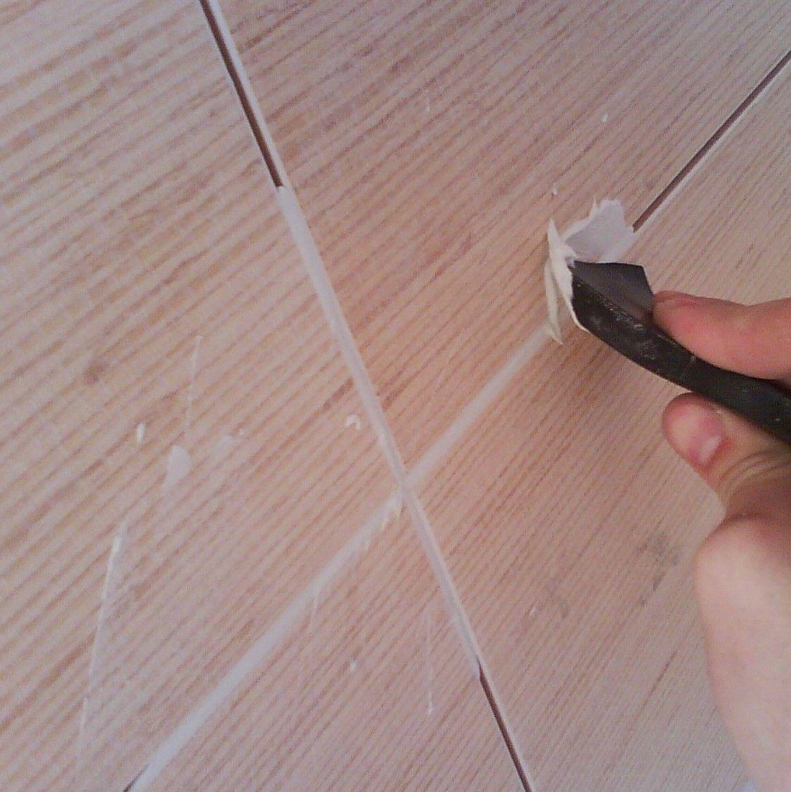 Как швы на плитке сделать опять белыми