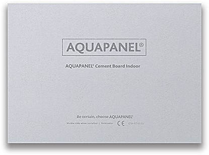 Плита AQUAPANEL Indoor 2400х900х12.5 мм
